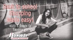 Back to school shopping made easy!
